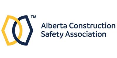 Alberta Parking Lot Services - Alberta Construction Safety Association Logo - Red Deer, Alberta