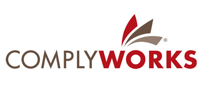 Alberta Parking Lot Services - ComplyWorks Logo - Red Deer, Alberta