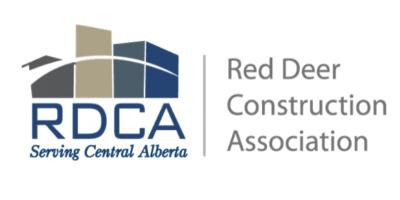 Alberta Parking Lot Services - Red Deer Contraction Association Logo - Red Deer, Alberta