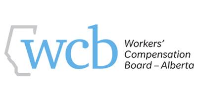 Alberta Parking Lot Services - Workers' Compensation Board Logo - Red Deer, Alberta