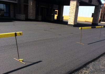 Alberta Parking Lot Services - Asphalt Services - Red Deer, Alberta