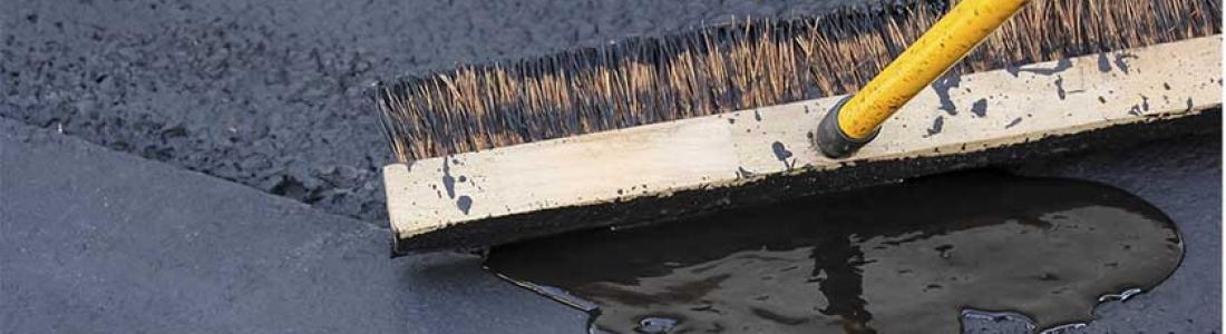 Pavement Crack Sealing